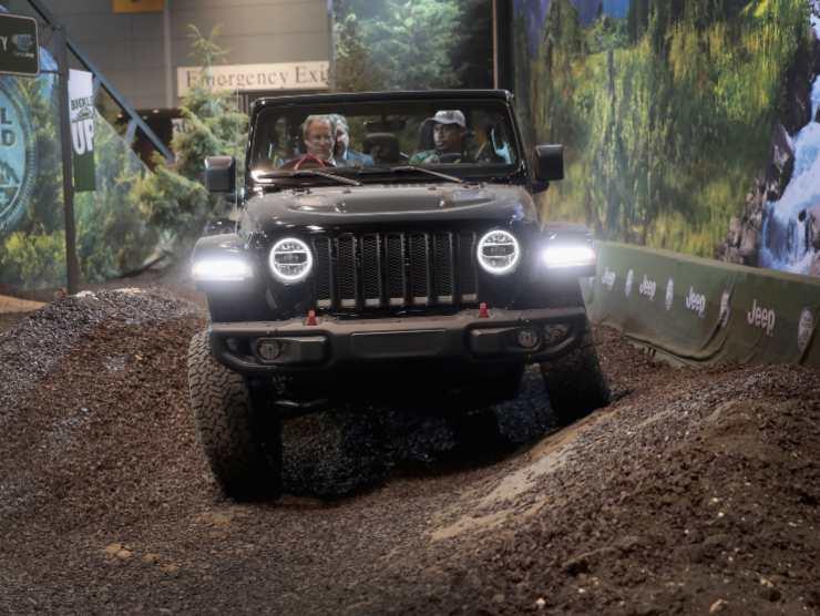 Jeep Indiana Jones