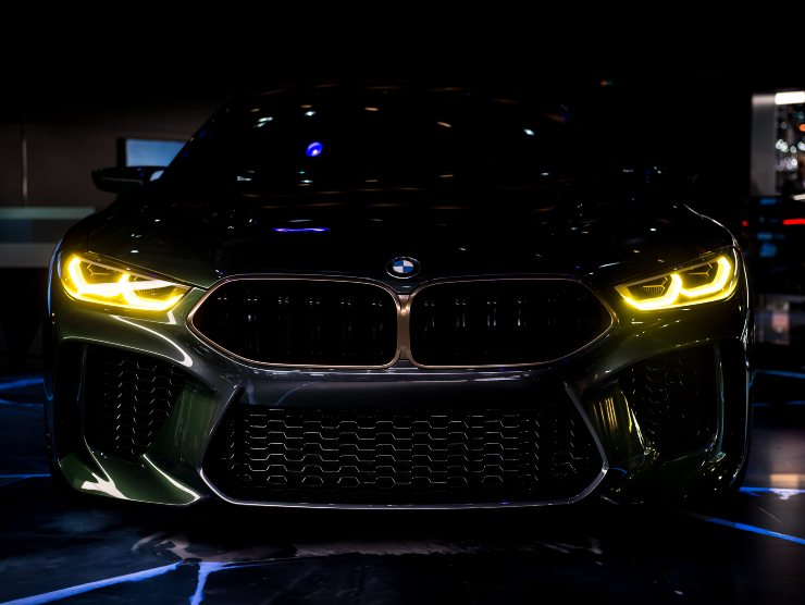 BMW M8 (Getty Images)