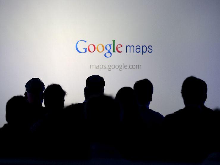 Google maps team