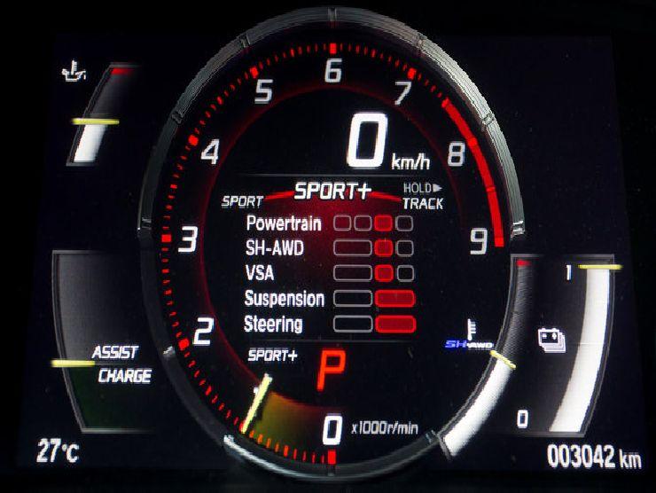 Honda NSX 3