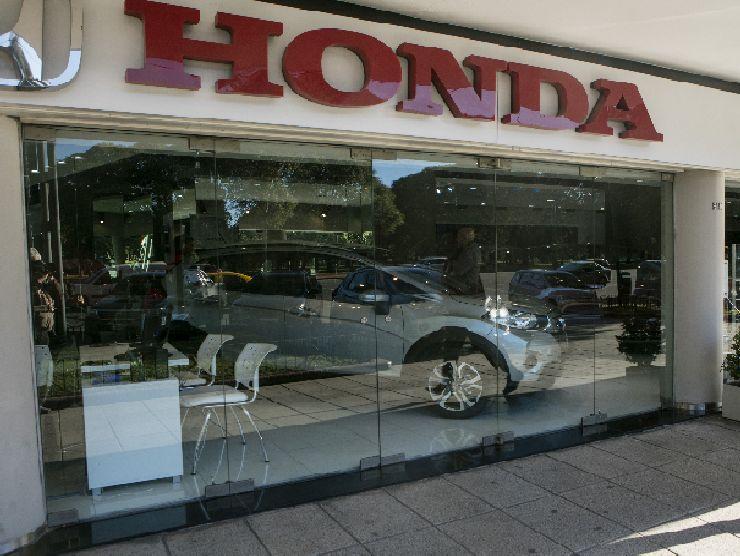 Honda concessionario