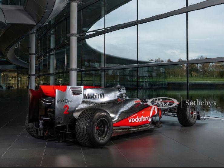 McLaren vendita 2