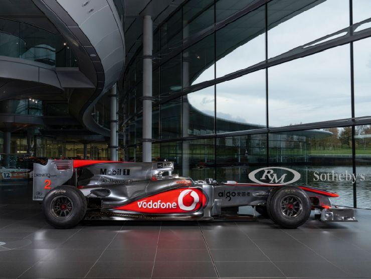 McLaren vendita 4