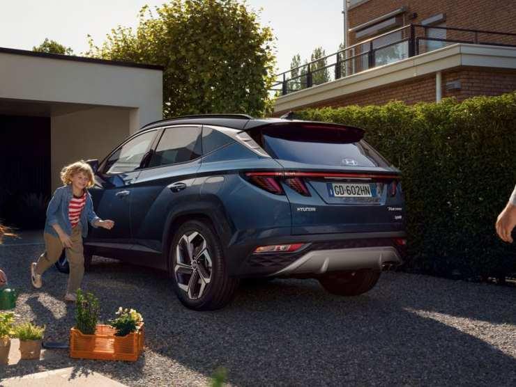 Hyundai Tucson (Hyundai.it)