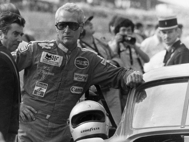 Newman Le Mans
