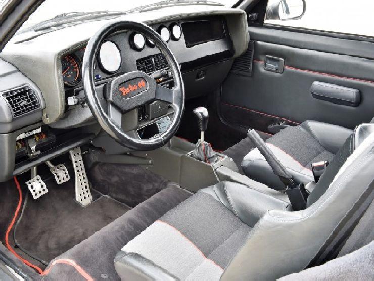 Peugeot 205 Turbo 3