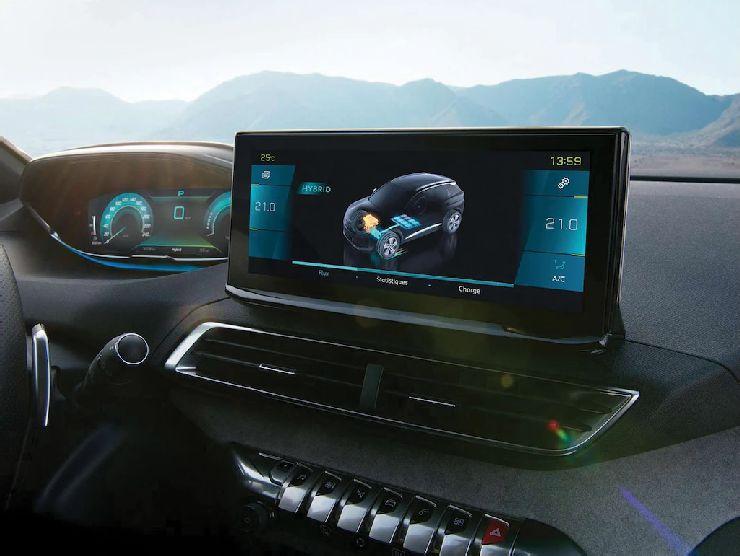Peugeot 3008 tecnologia