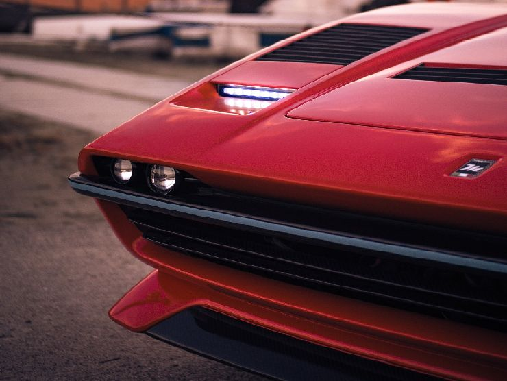 Project M Ferrari 2
