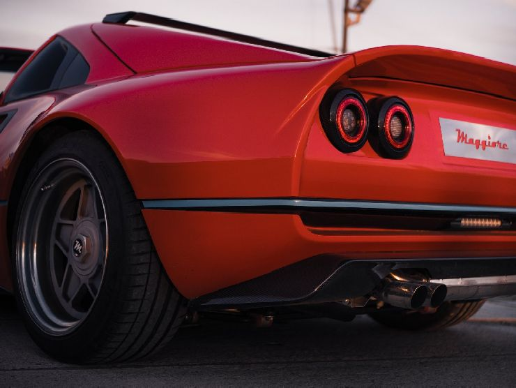 Project M Ferrari 5