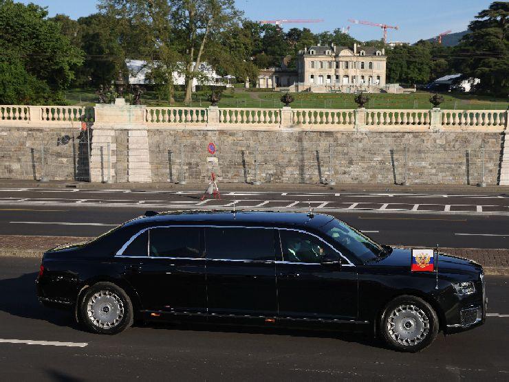 Putin auto