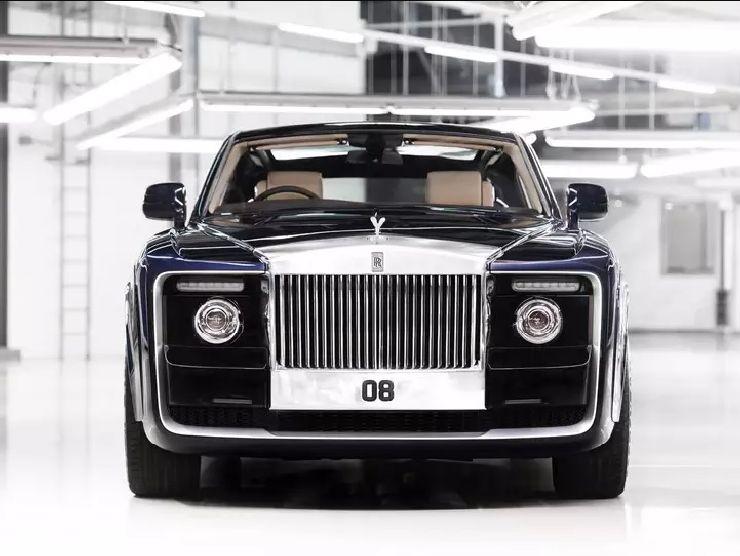 Rolls-Royce Sweptail 4