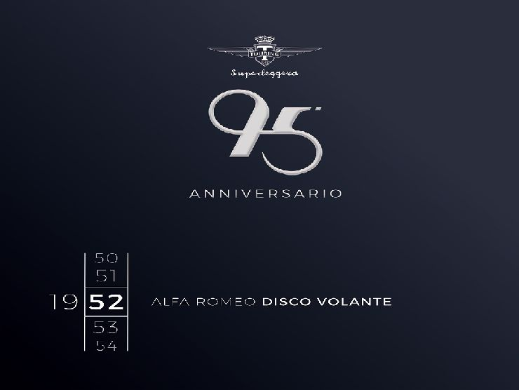 Touring 95 anni