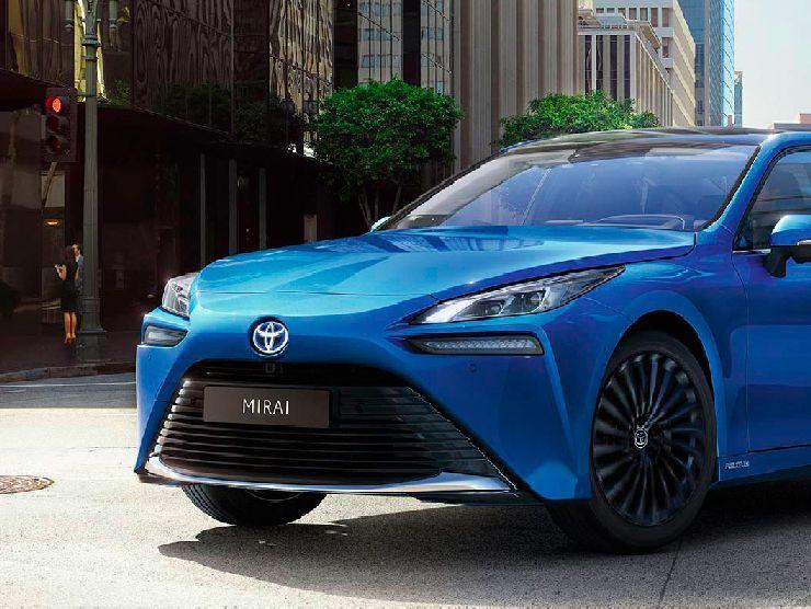 Toyota Mirai 2