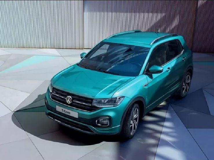 Volkswagen T Cross 2