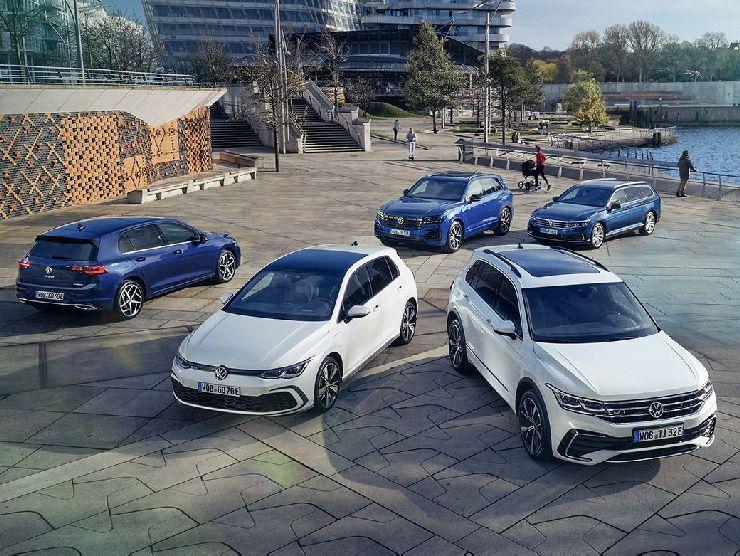 Volkswagen modelli