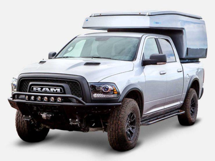 Camper pick-up Usa vacanze