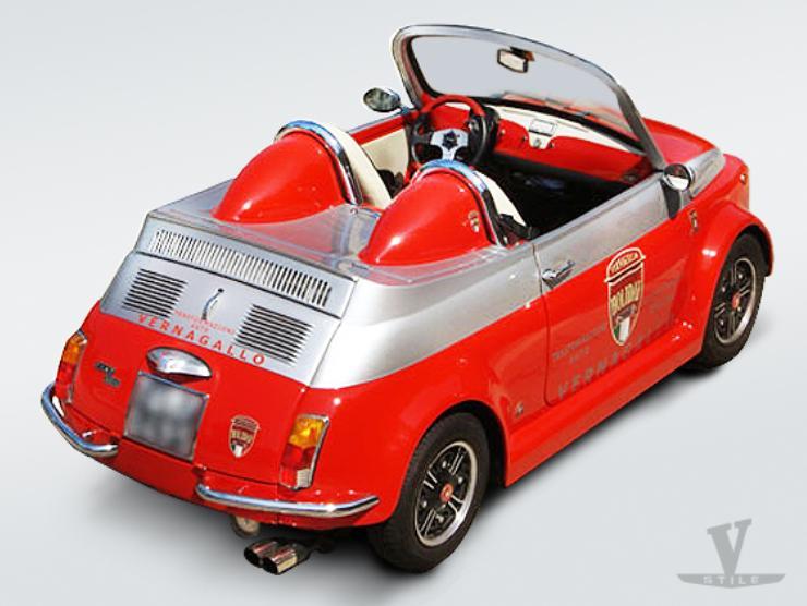 Fiat 500 Speedster