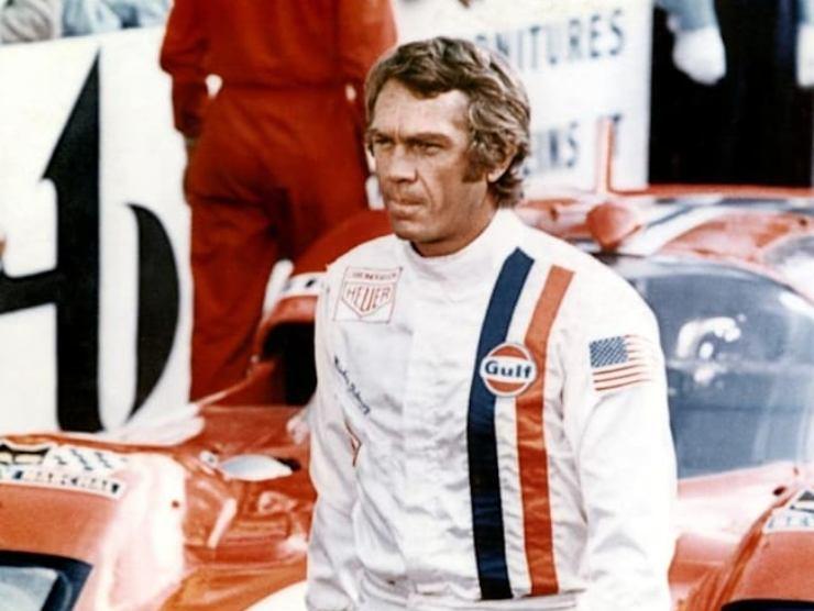Hollywood Steven McQueen Le Mans orologio
