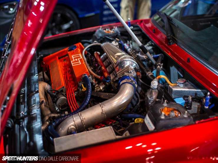 Motore Lancia Delta integrale
