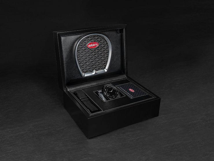 Smart Watch Bugatti