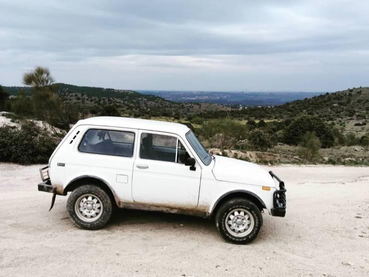 Lada Niva Russia Fiat