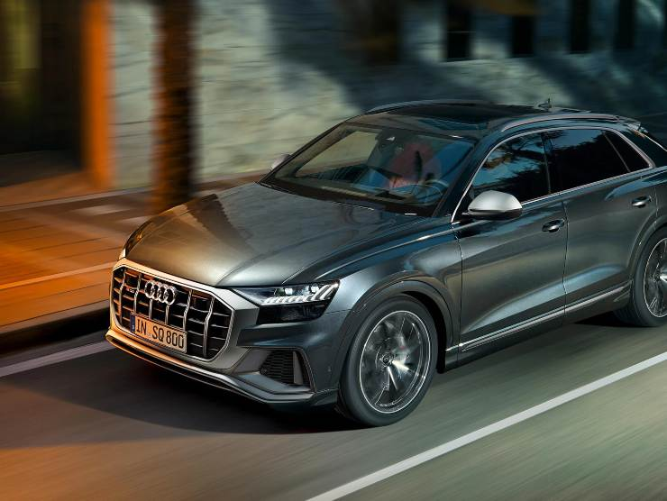Audi SQ8 (Audi.it)