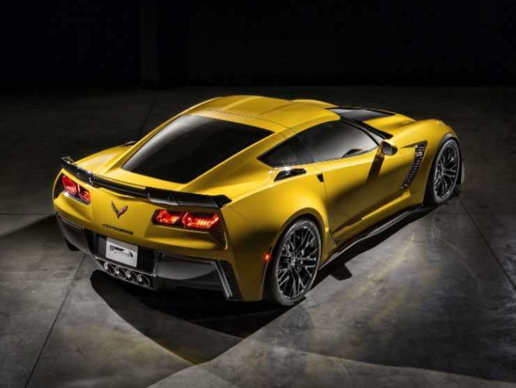 La Corvette Z06 (GM Motors)