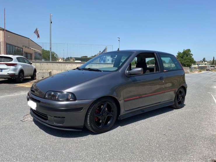 Fiat punto 20 luglio 2021