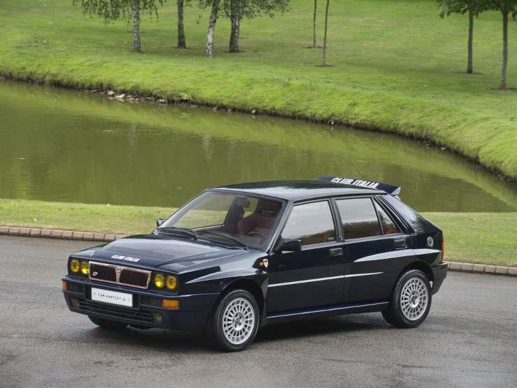 Lancia Delta HF Integrale Club Italia Edition