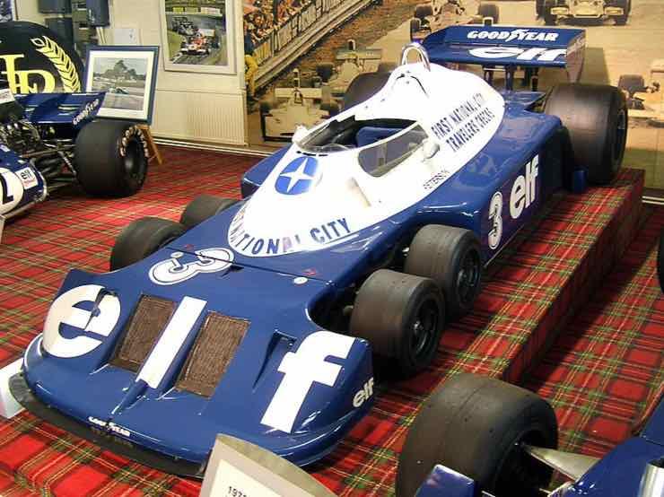 Tyrrell P34 20 luglio 2021