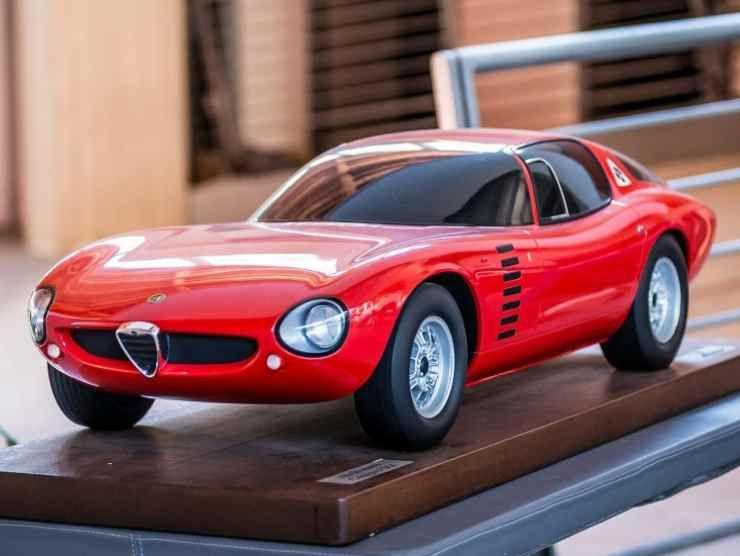 Alfa Romeo Canguro (Pinterest)
