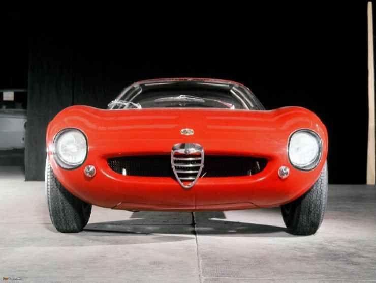 Alfa Romeo Canguro (Twitter)