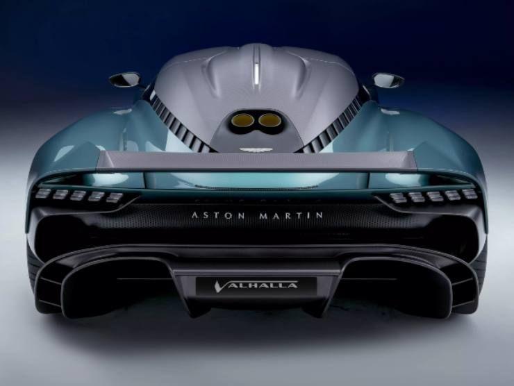 Aston Martin Valhalla 2