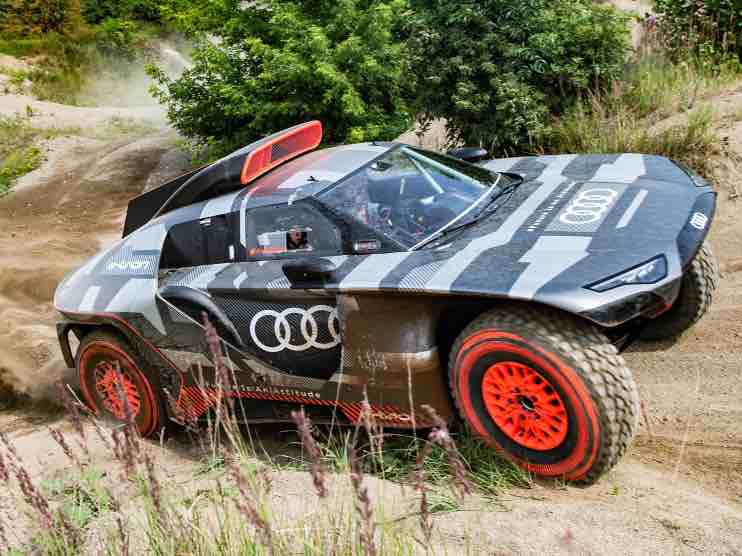 Audi QR