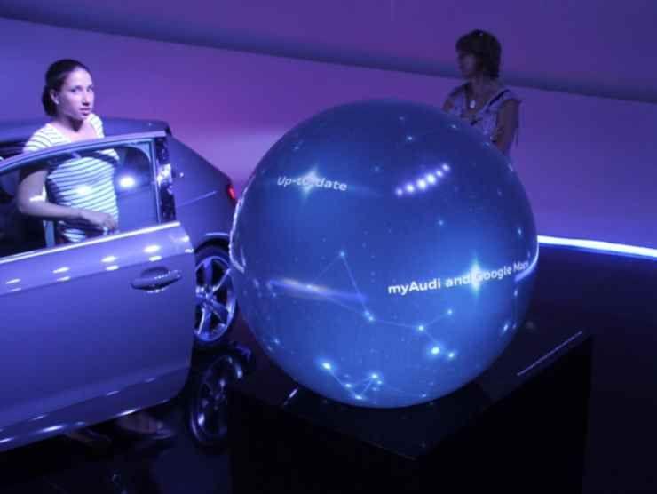 Audi Sphere Flickr