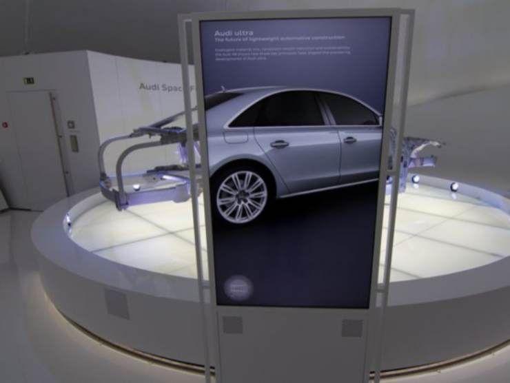 Audi Sphere Pinterest