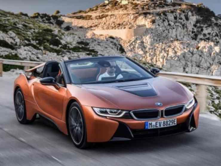 BMW i8 (AutoScout)