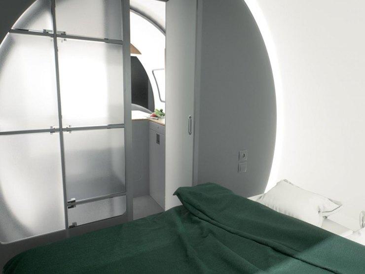 Gli interni del BeauEr 3X