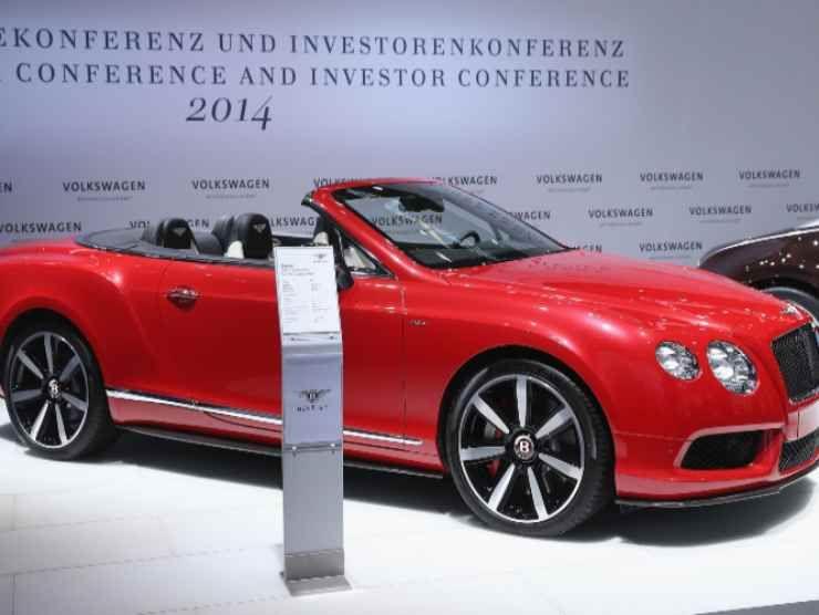Bentley GT Cabrio