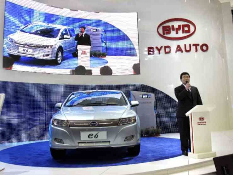 Altro che Tesla, la nuova elettrica cinese ha il doppio dell'autonomia