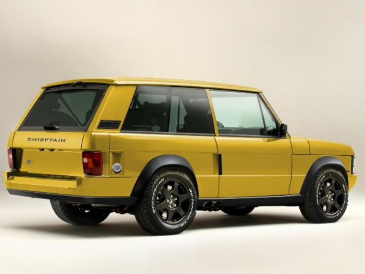 Chieftain Range Rover 2