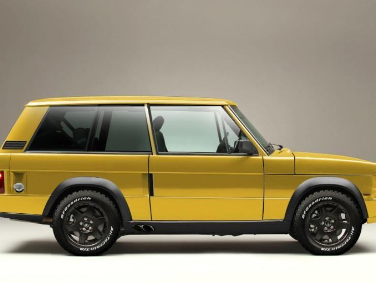 Chieftain Range Rover 3