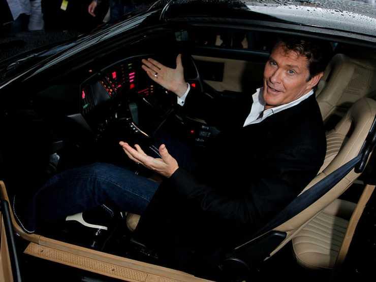 david Hasselhoff auto