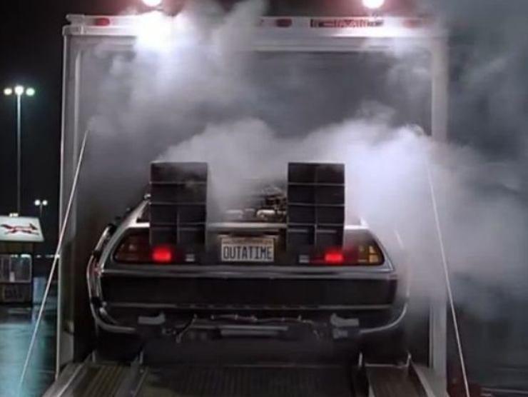 DeLorean 3
