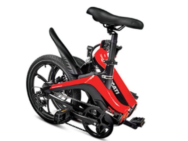 Ducati MG-20 e-bike