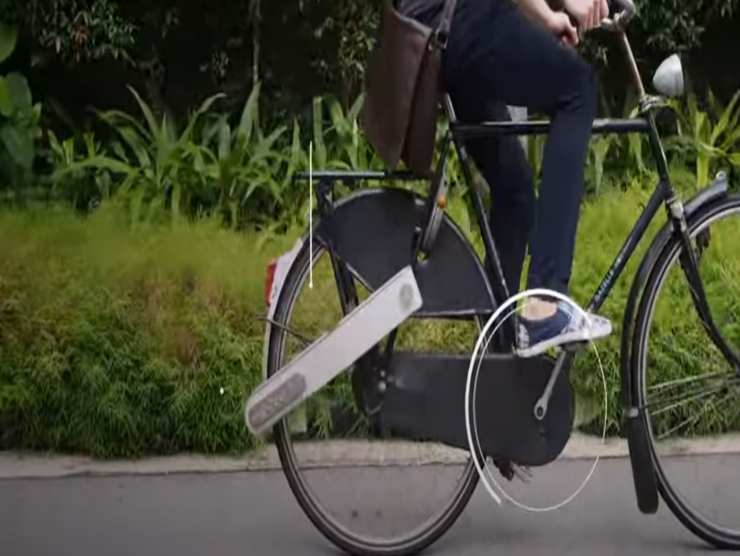 Ease e-bike