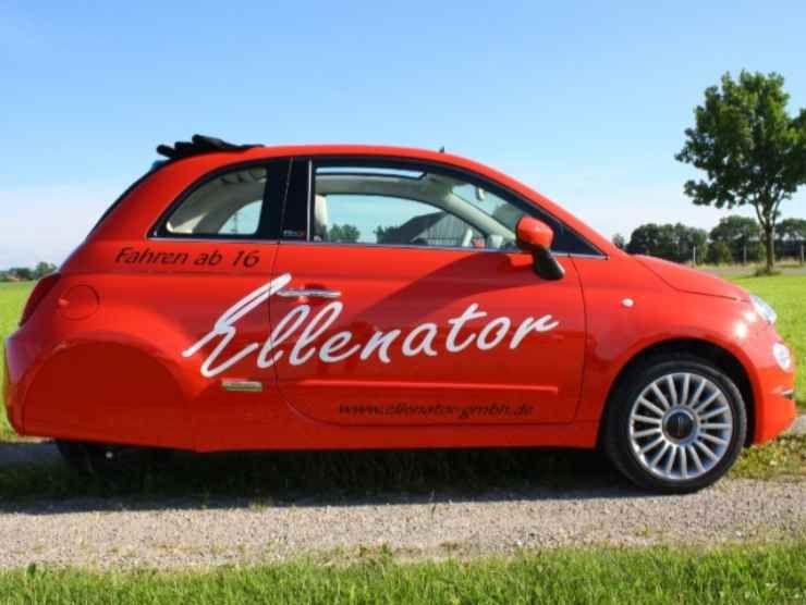 Ellenator Fiat 500 bis