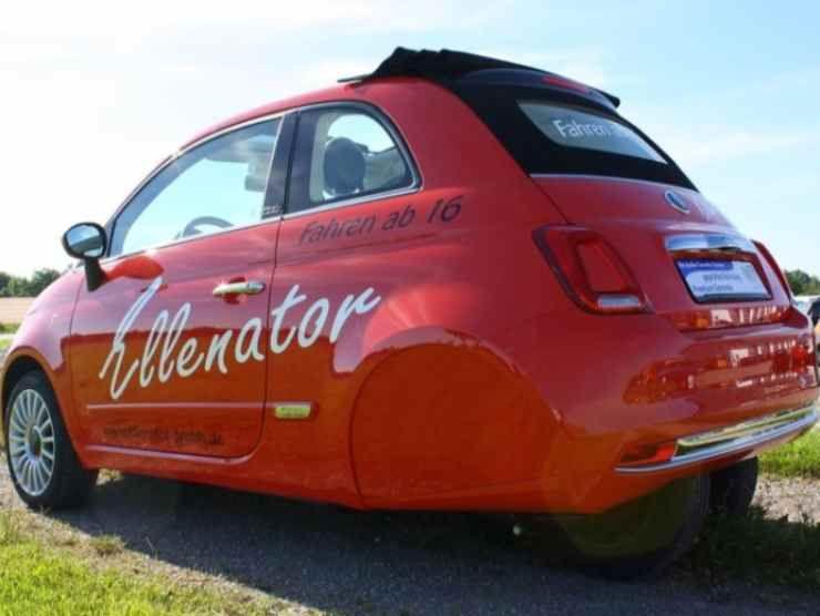 Ellenator Fiat 500 ter