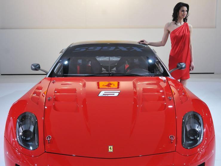 Ferrari 16 luglio 2021