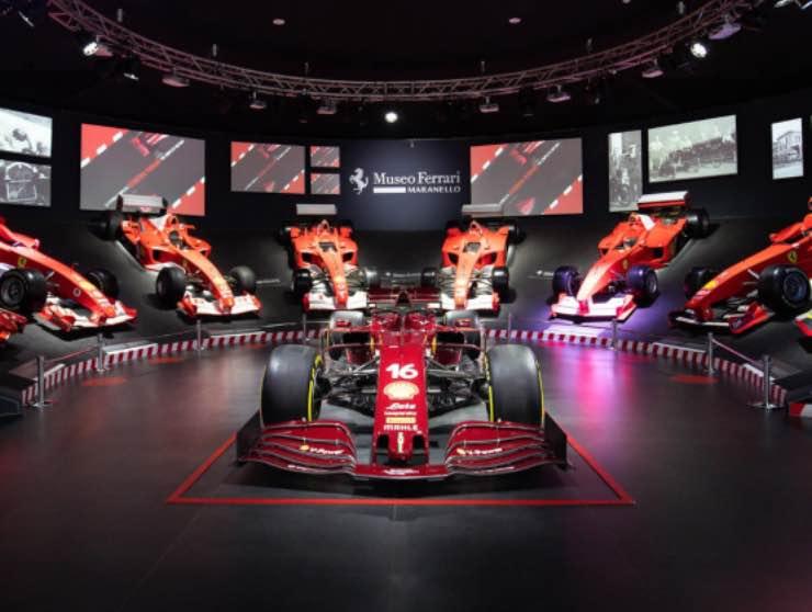 Ferrari 28 luglio 2021